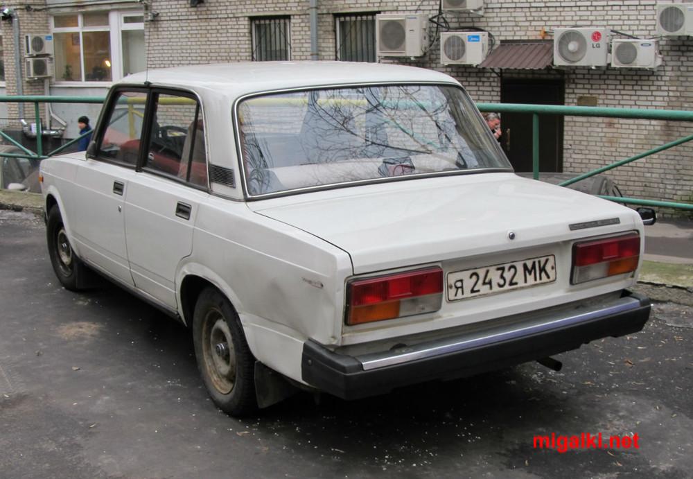 Я2432МК