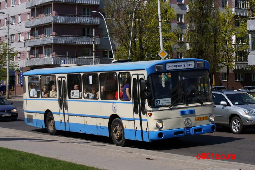 АА643 39
