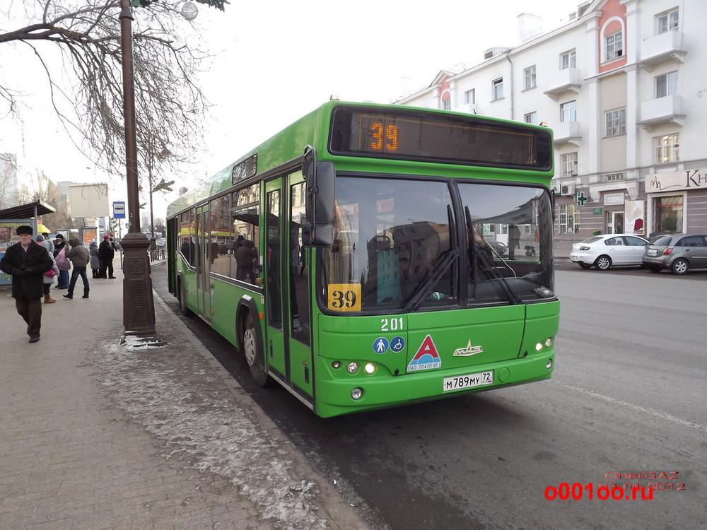 М789МУ72