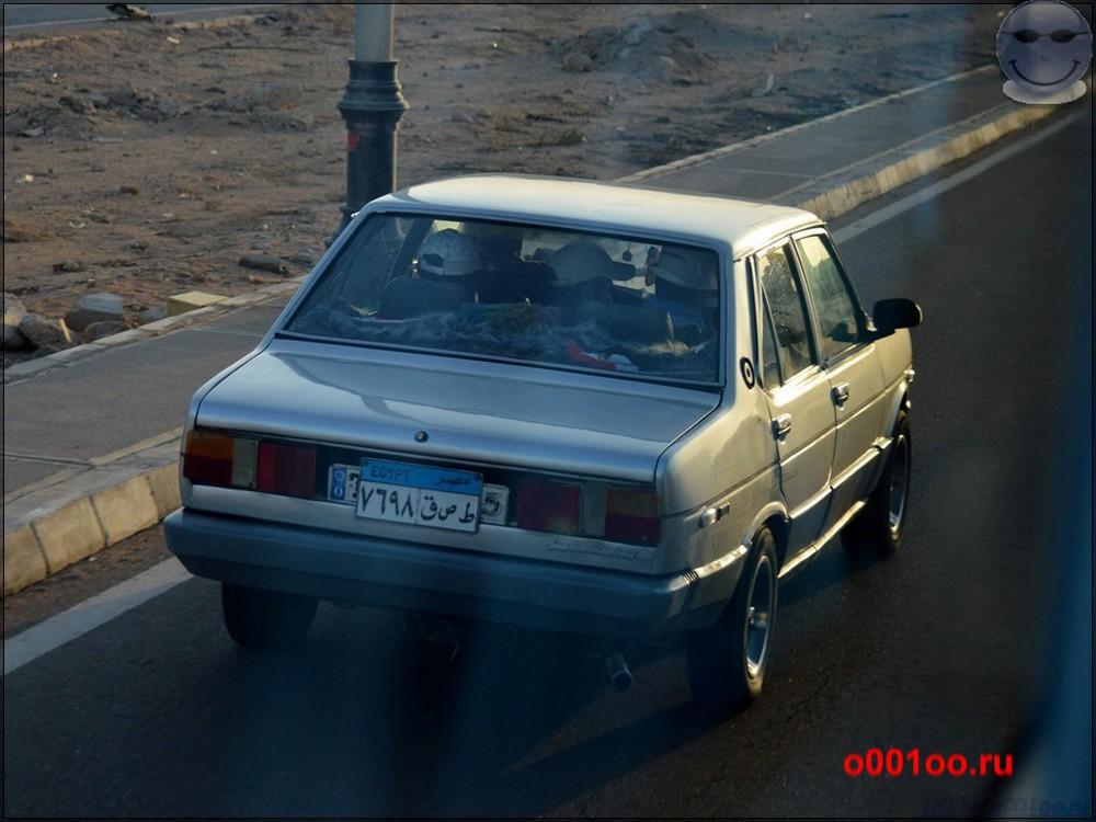 EGYPT 7698 KCT
