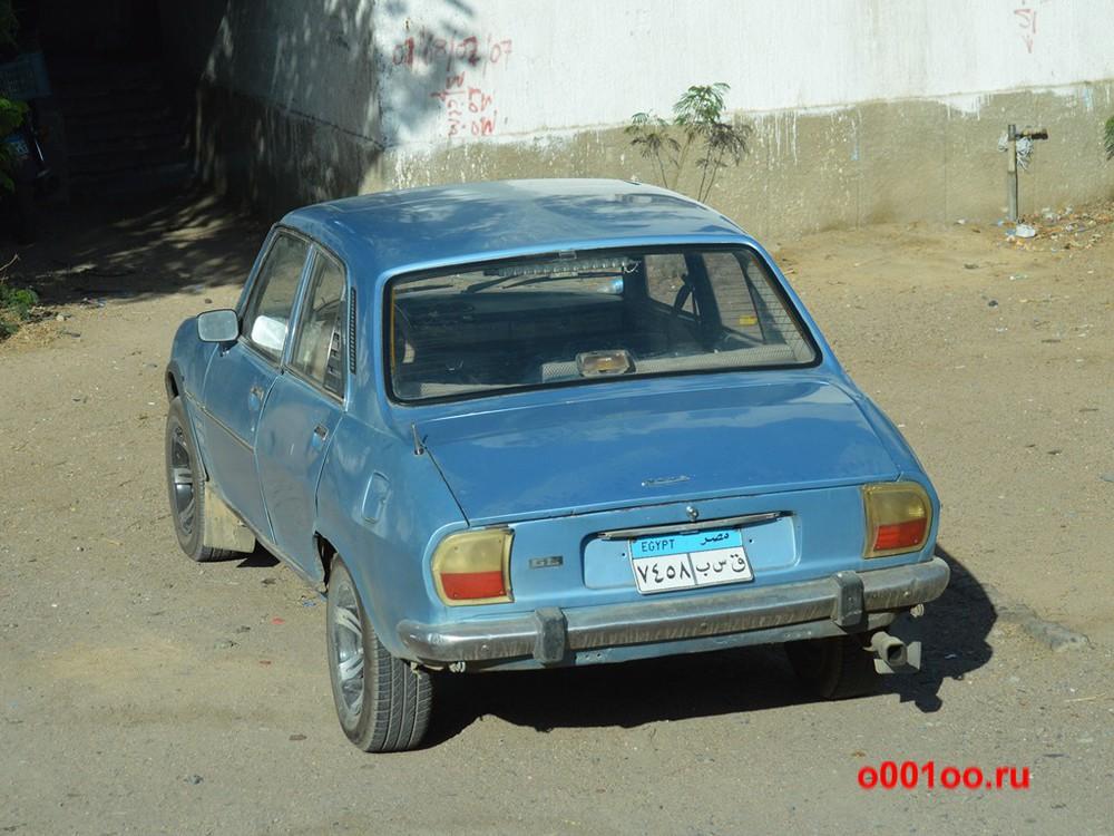 EGYPT 7458 BSK