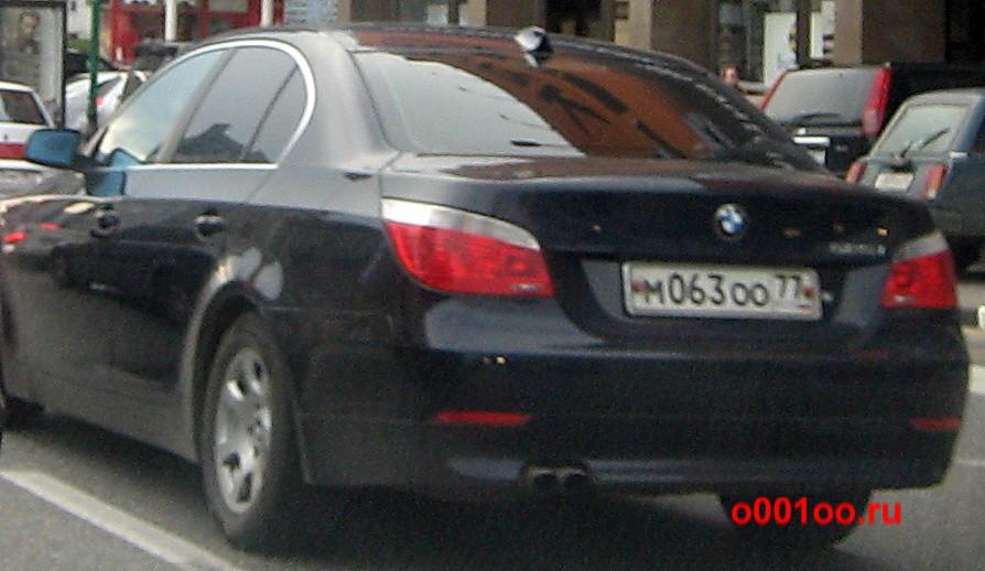 м063оо77