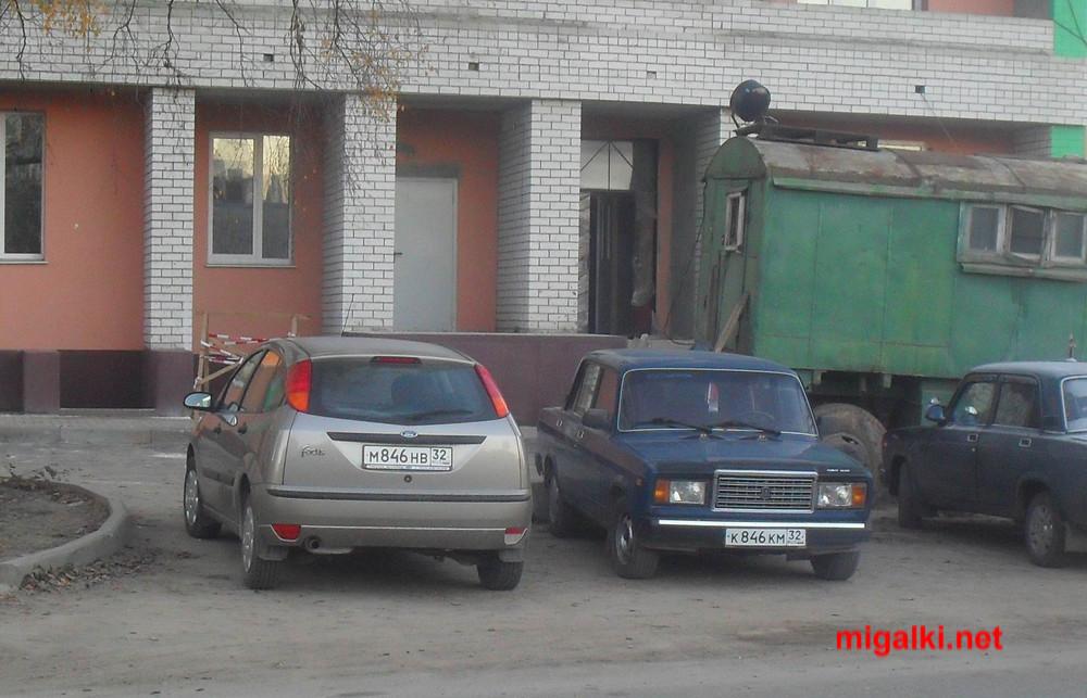 м846нв32