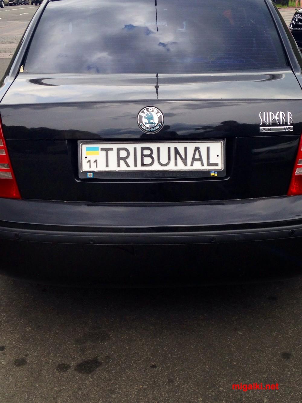 (11) TRIBUNAL