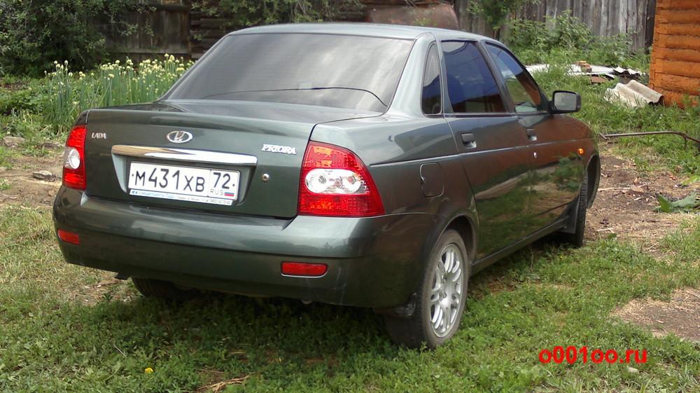 М431ХВ72
