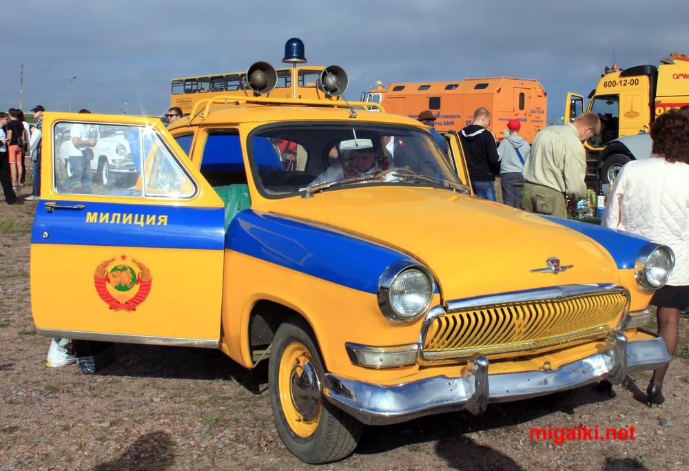 Волга милиция (1)