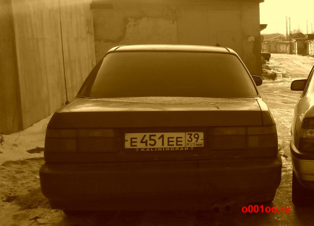 Е451ЕЕ39
