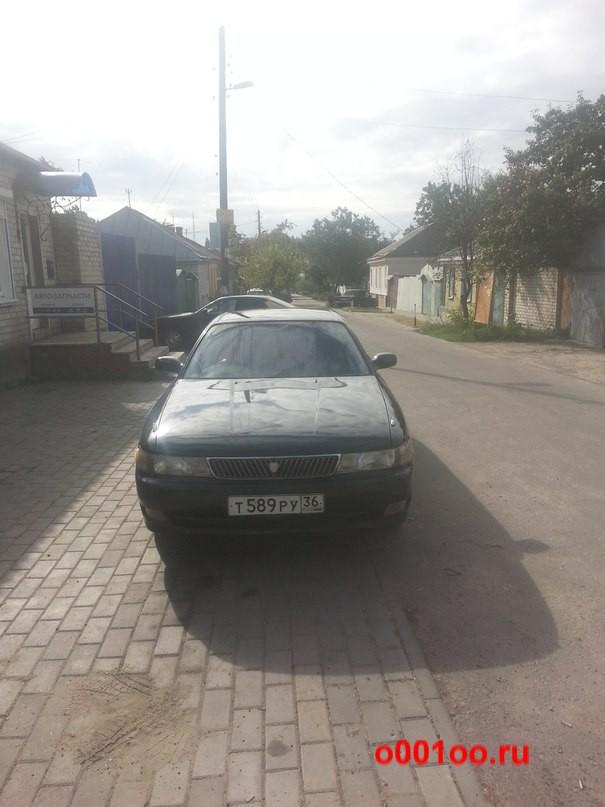 Т589РУ36