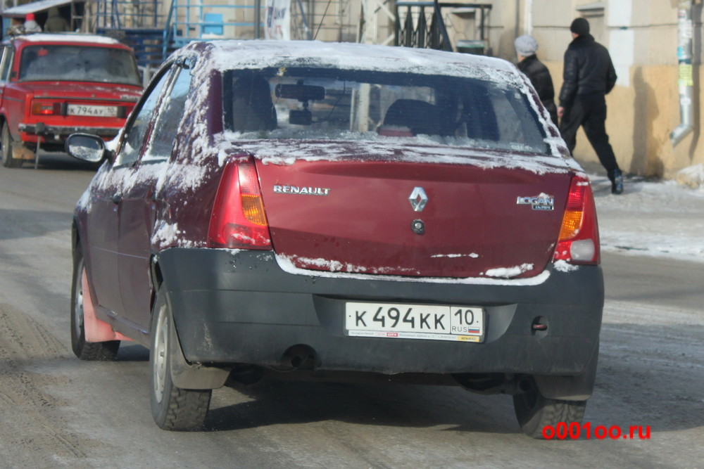 к494кк10