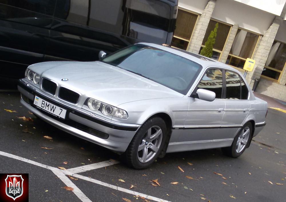 (20) BMW 7